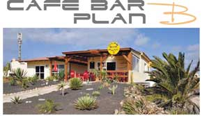 Bars - La Pared: Bistro - Plan B - Fuerteventura.