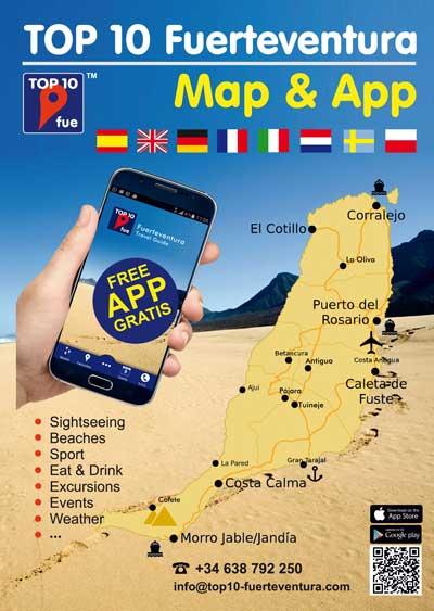 Top 10 Fuerteventura App