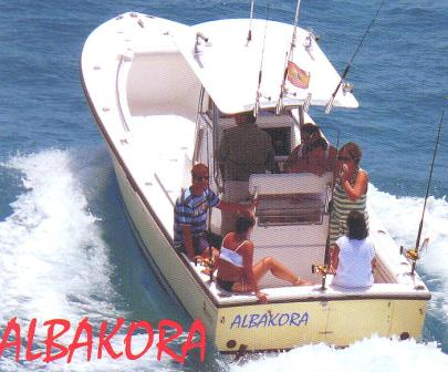 Fuerteventura big game deep sea fishing boat charter for Boat fishing games